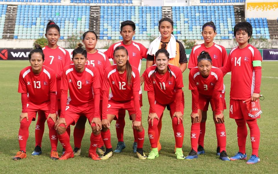 Nepal Qualifies To 2nd Round Of Olympic Qualifiers As One Of The Best 3rd Placed Teams