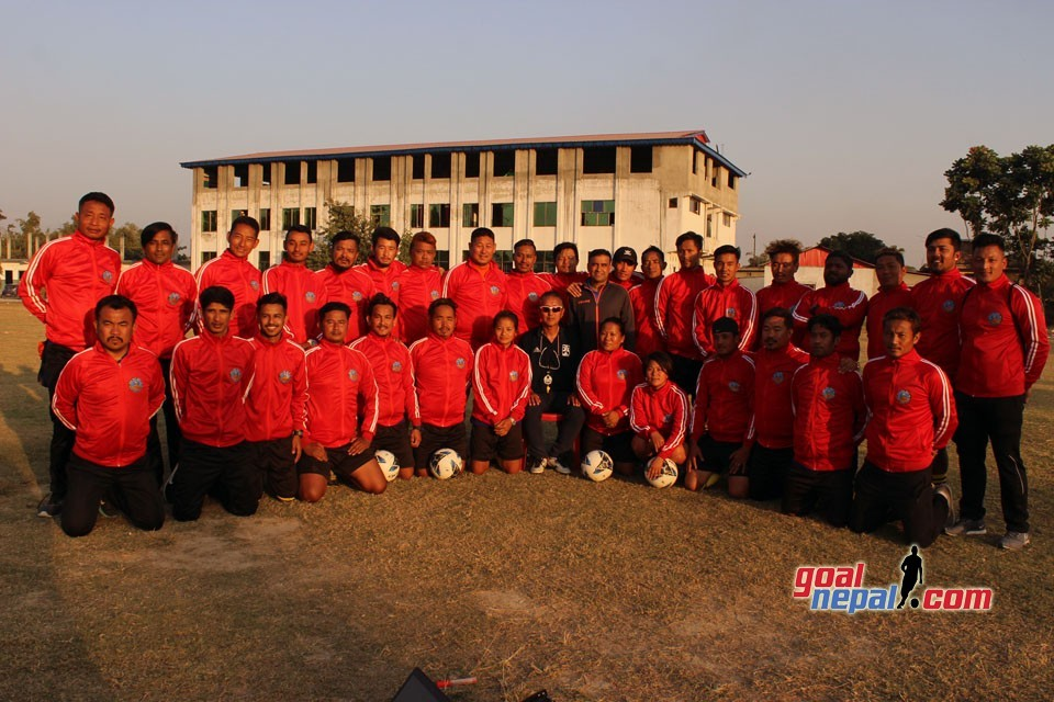ANFA Coaching Course Concludes In Itahari, Sunsari