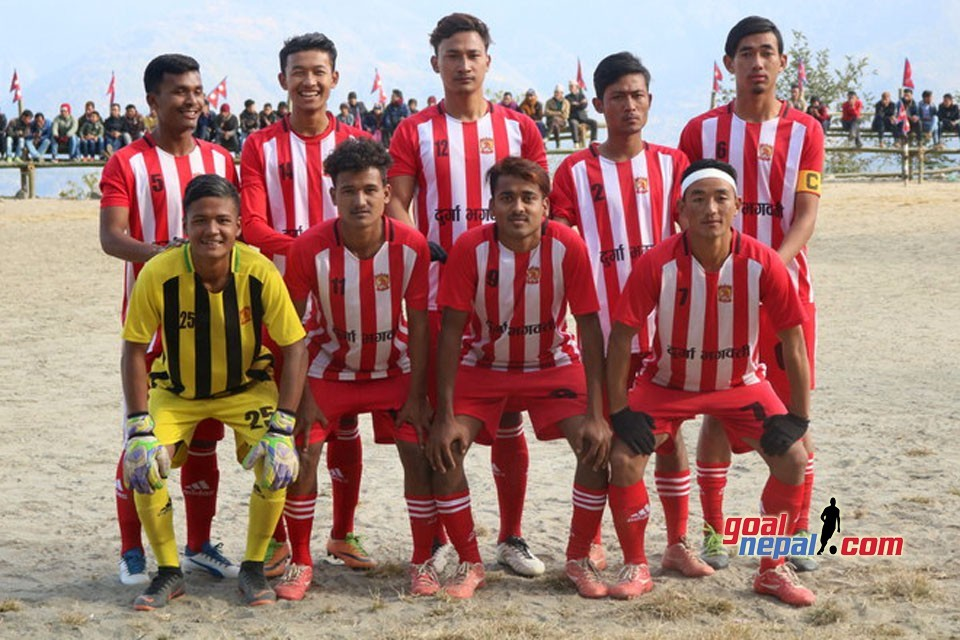 Red Star FC Jhapa Wins Title Of 1st Phidim City Cup