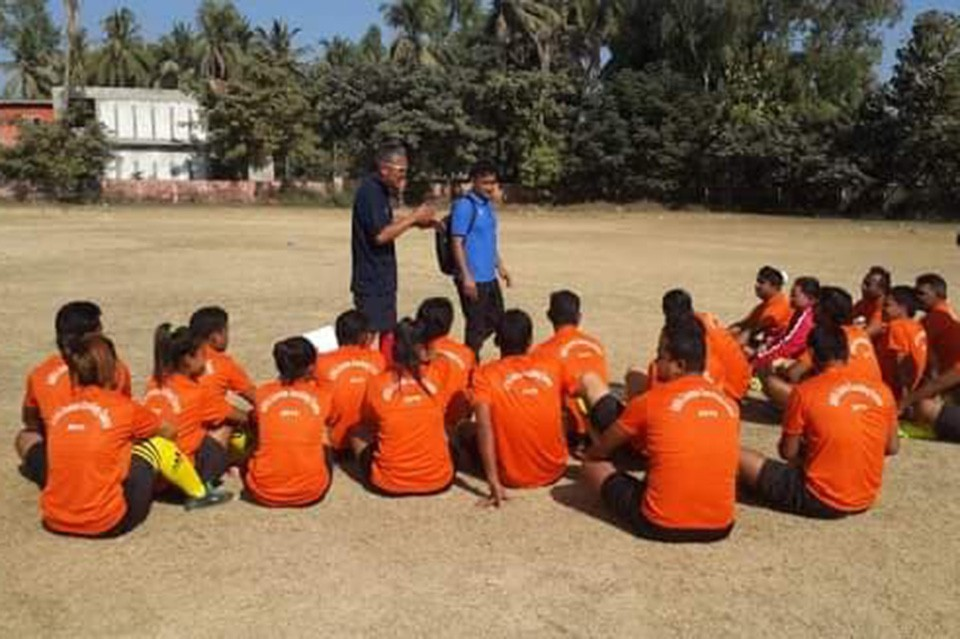 ANFA Coaching Course Kicks Off In Province 2