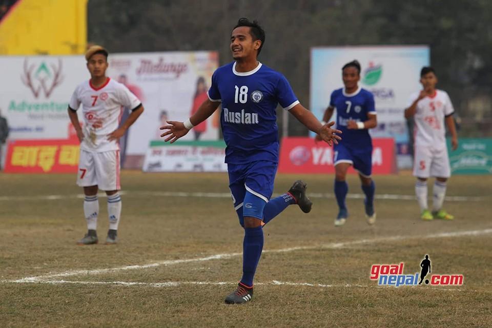 Ruslan Three Star Club Enters FINAL Of Nepal Ice Far West Khaptad Gold Cup
