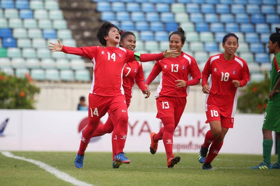 ANFA Announces Nrs 50,000 Each To Nepal National Women's Team