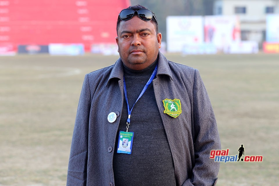 INTERVIEW With Far West XI Sports Club President Suresh Hamal (VIDEO)