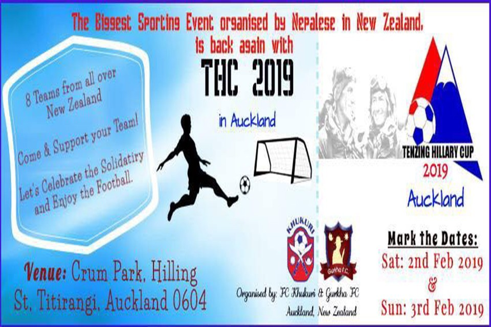 New Zealand: Eight Teams Confirmed For Tenzing Hillary Cup