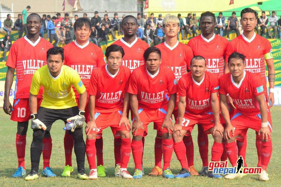 Chyasal Youth Club Beats MMC To Enter SFs Of 21st Tilottama Gold Cup