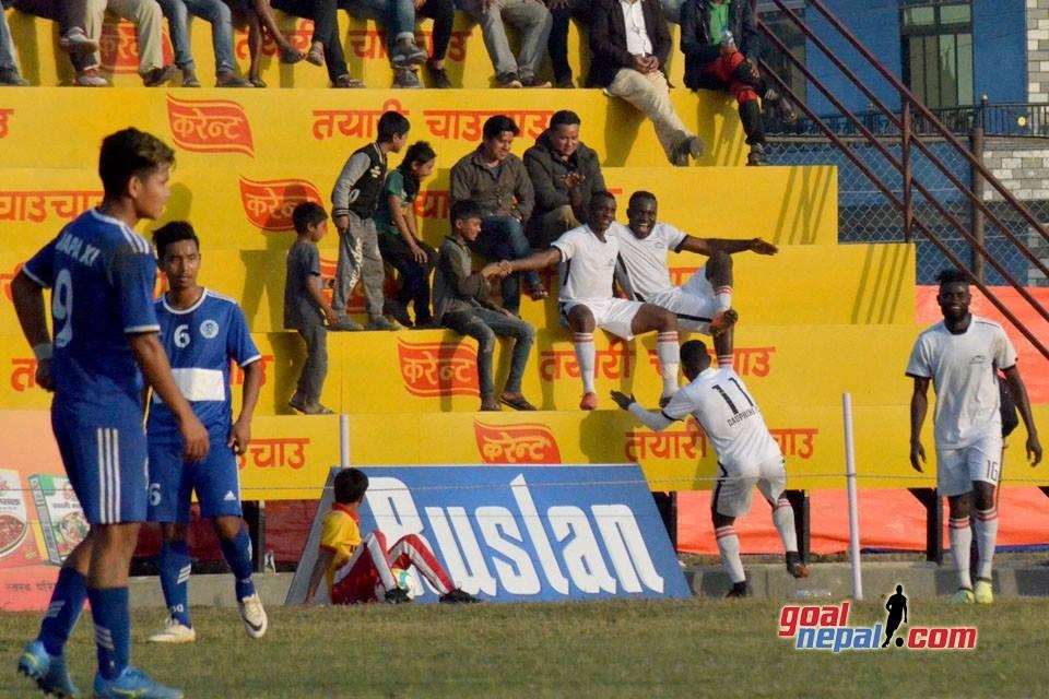 21st Tilottama Gold Cup SF: Lali Rupandehi XI Vs Dauphins FC Today