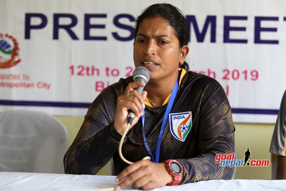 India Coach Maymol Rockey Confident Of Winning Fifth Title