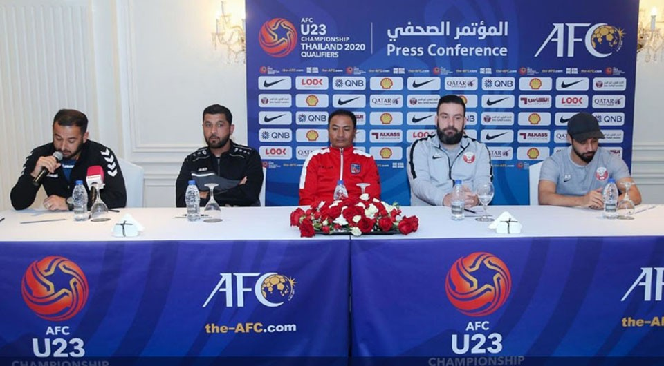 Oman National U-23 Coach Hamad Al-Azani: Nepal Is Not A Weak Team