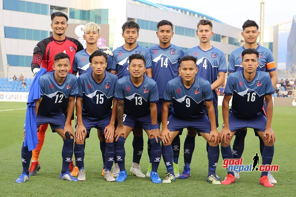 AFC U23 Championship Thailand 2020 QFs: Nepal's First XI Against Qatar Revealed; Nitin Replaces Hemanta