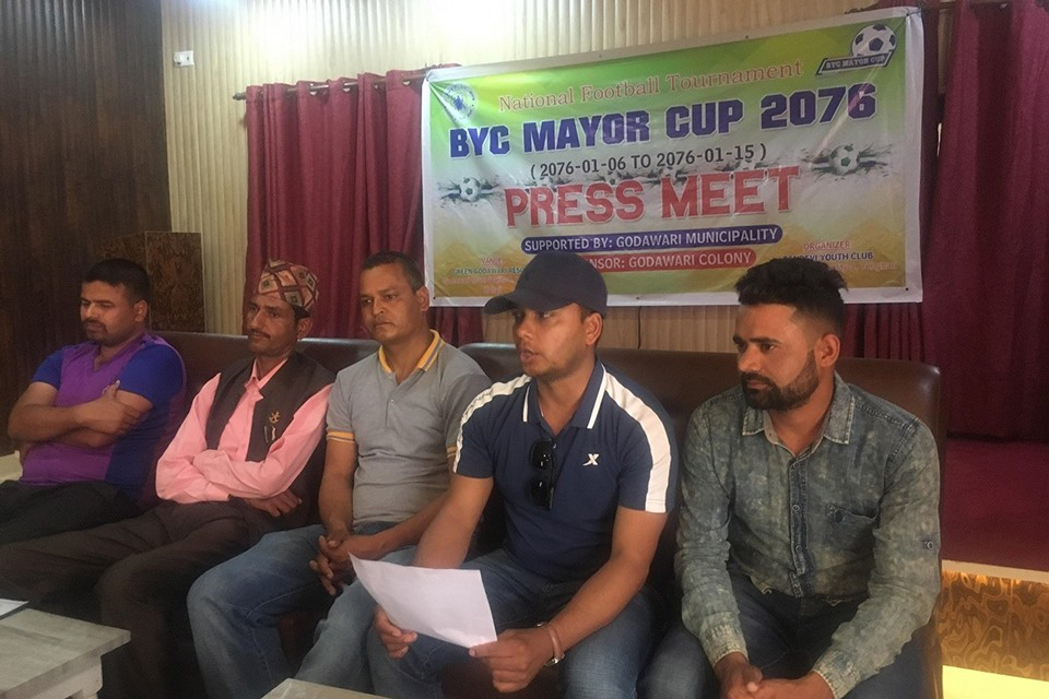 Kailai:1st BYC Mayor Cup From Baisakh 6