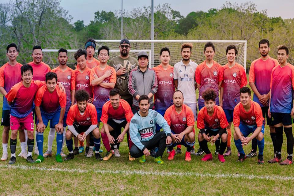 USA: Khukuri Warriors FC Wins Title Of New Year Cup Soccer Tournament in Houston
