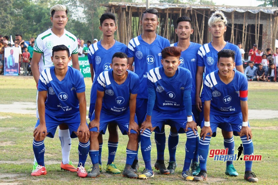 Jhapa: Hosts Jalthal FC Enters SFs Of 2nd Haldibari Gold Cup