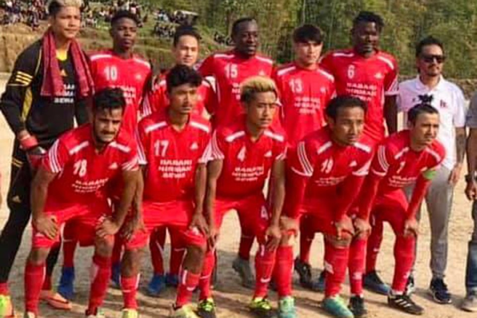 Ilam: Red Horse Ilam Enters SFs Of Nepal Ice Deumai Gold Cup