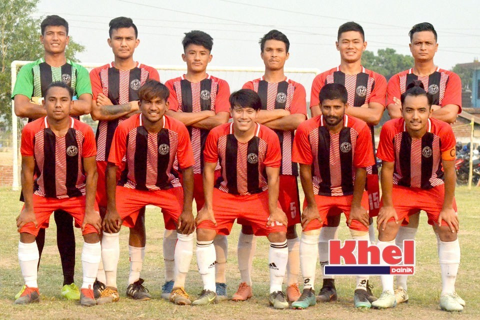 Rupandehi: Pharsatikar Yuwa Club Enters FINAL Of 4th New Srijana Cup