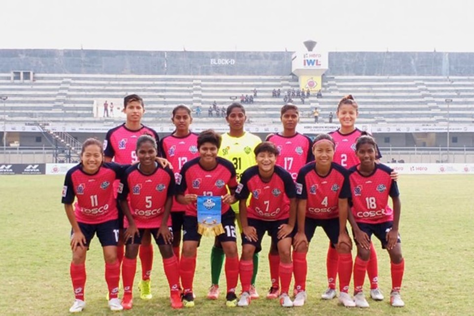 Sethu FC Enters SFs Of Indian Women's League