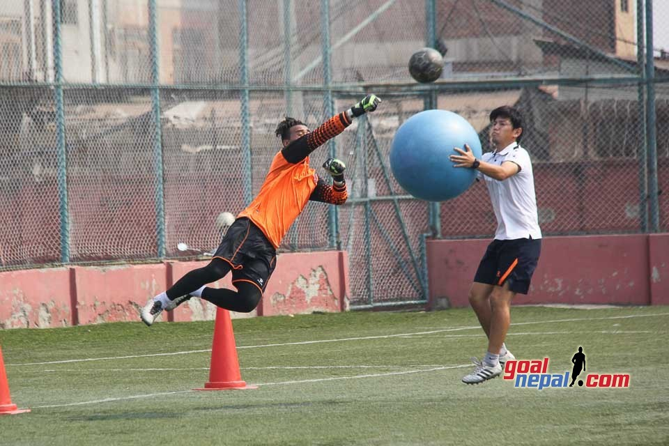 Nepal Speeds Up Prep For Upcoming Two Friendly Matches - VIDEO