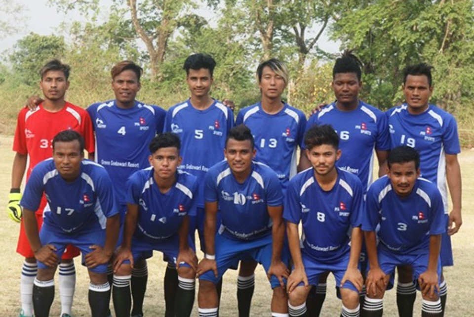 Kailali: Hosts PFA Enters SFs Of Godawari Rajdhani Cup