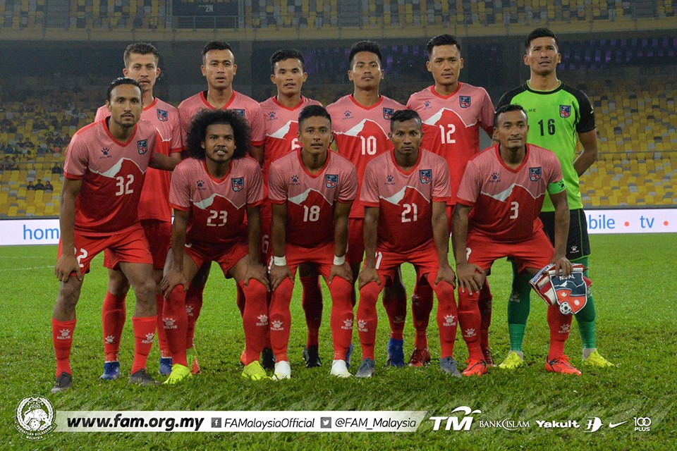 Penalty Jinx Continues As Nepal Loses To Malaysia
