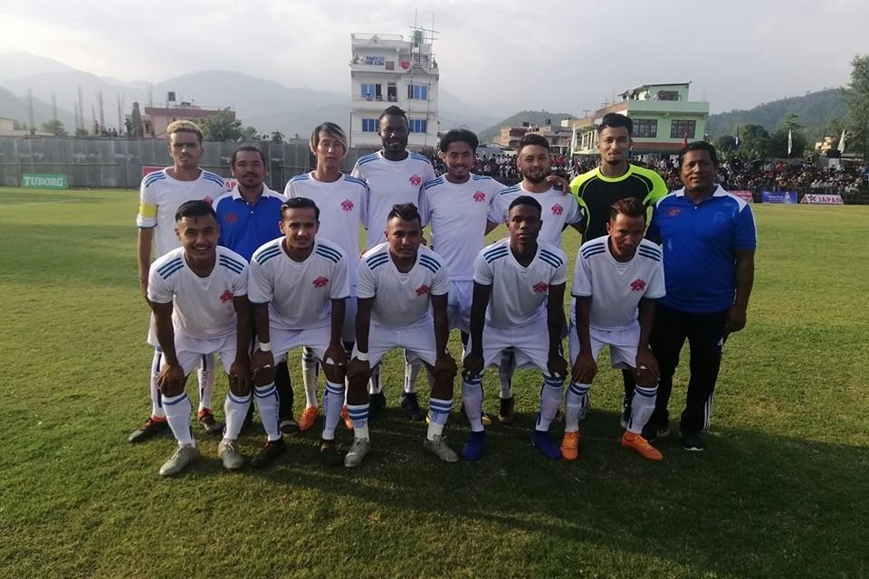 2nd Nuwakot Gold Cup: Nuwakot XI Wins The Title Beating Sankata Club