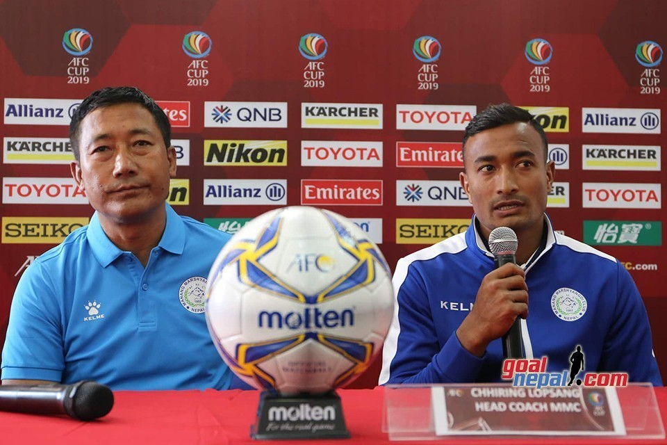 MMC Coach Chirirng Lopsang: We Believe We Can Beat Dhaka Abahani