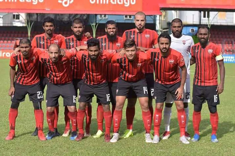 Bimal Gharti Magar Plays Full Match In TC Sports 2-0 Win Over United Victoria