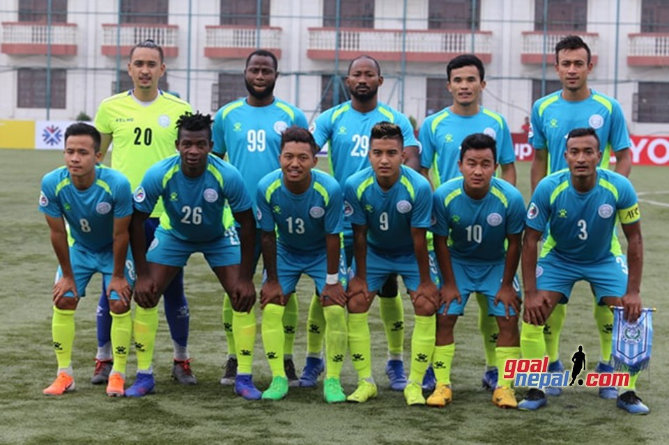 MMC Ends AFC Cup Campaign On A Losing Note