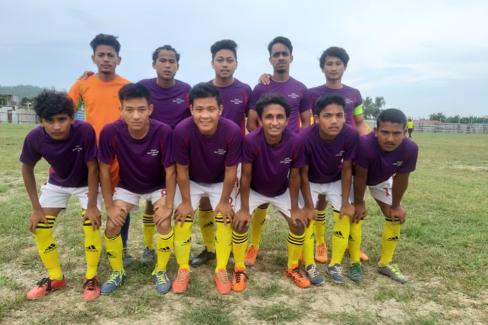 Udayapur: Bagaha FC Beats Swornim Yuwa Club Jaljale In District League