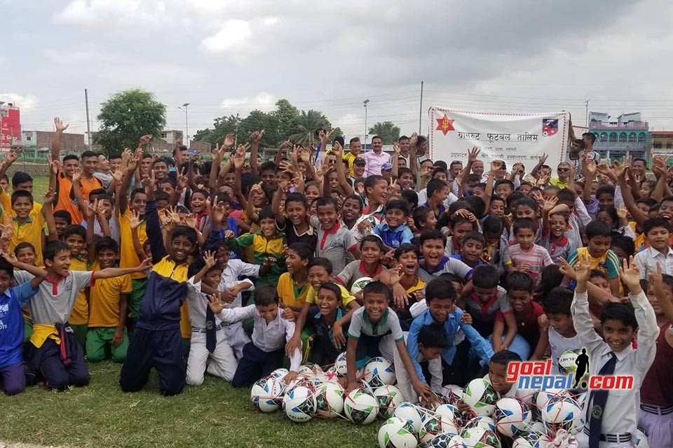 Nepal Army Partners With ANFA To Launch Grassroots Program In Four Tarai Districts