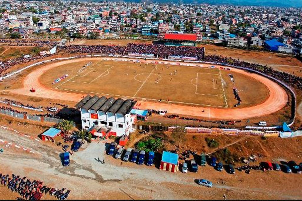 Member Secy Ramesh Silwal: Pokhara Stadium Must Have Natural Grass