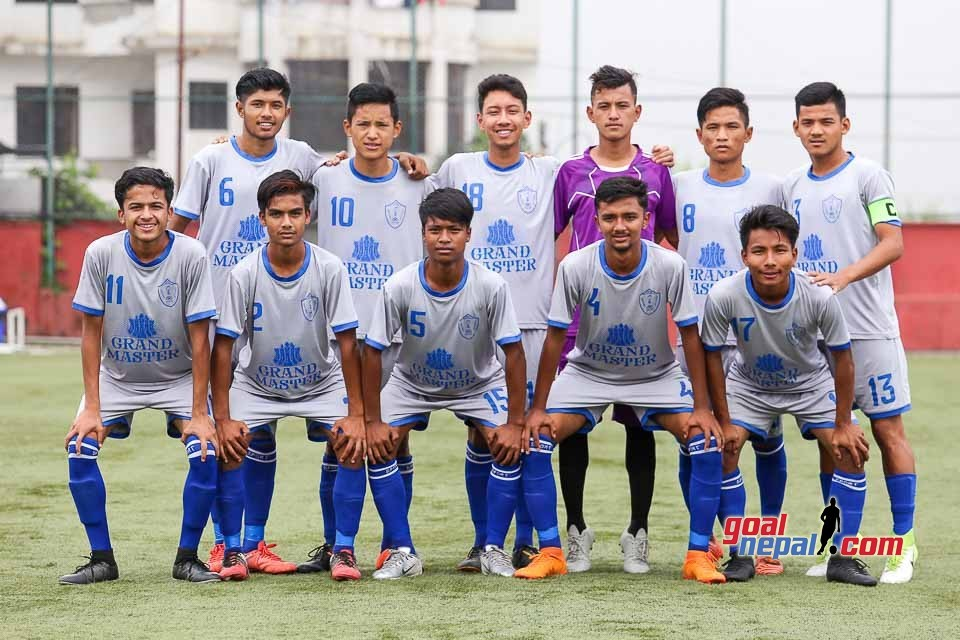 JYC U18 Sidelines Nepal Army U18 To Enter SFs Of Lalit Memorial Cup