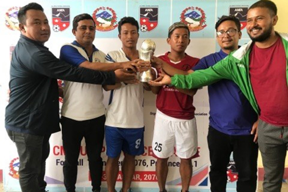 Province 1 CM League FINAL: Belbari FC Morang Vs Sainik Youth Jhapa - PREVIEW