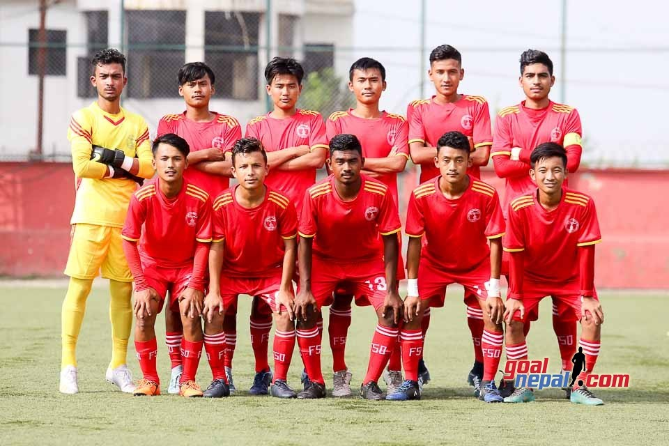 Nepal Police U18 Leaves It Late To Enter SFs Of Lalit Memorial U18 Championship