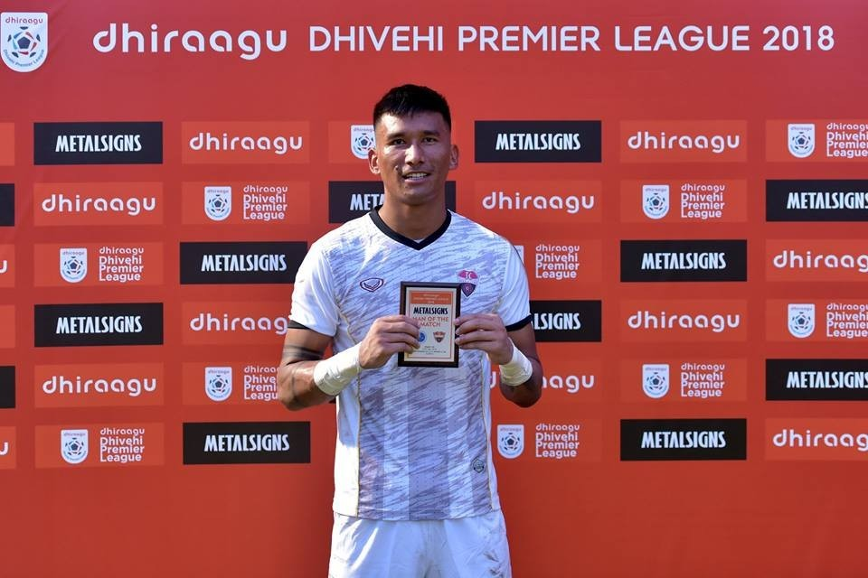 Nepal No 1 Goalie Kiran Chemjong Signs A Deal With Minerva Punjab FC