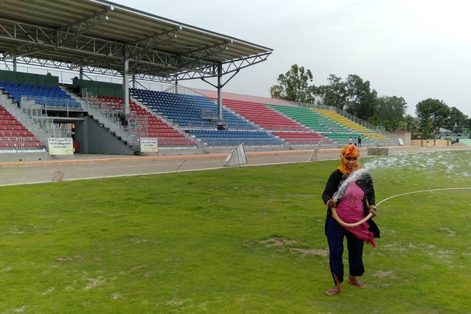 If Dasharath Stadium Isn't Available, Can ANFA Host Two Home Matches At Nepalgunj Stadium?