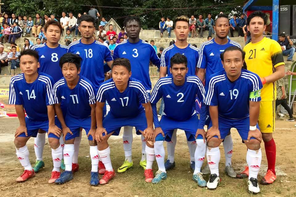 Taplejung: 4th Pathivara Gold Cup Kicks Off; Red Horse Ilam Enters QFs