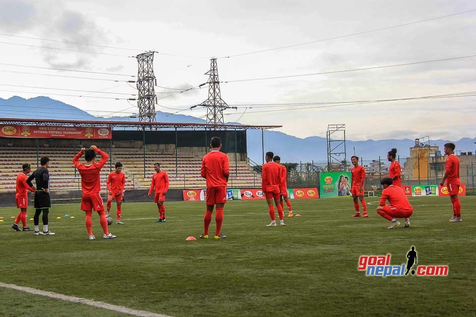 FIFA World Cup Round 2 Asian Qualifiers: Nepal Vs Kuwait - 20 Days To Go !