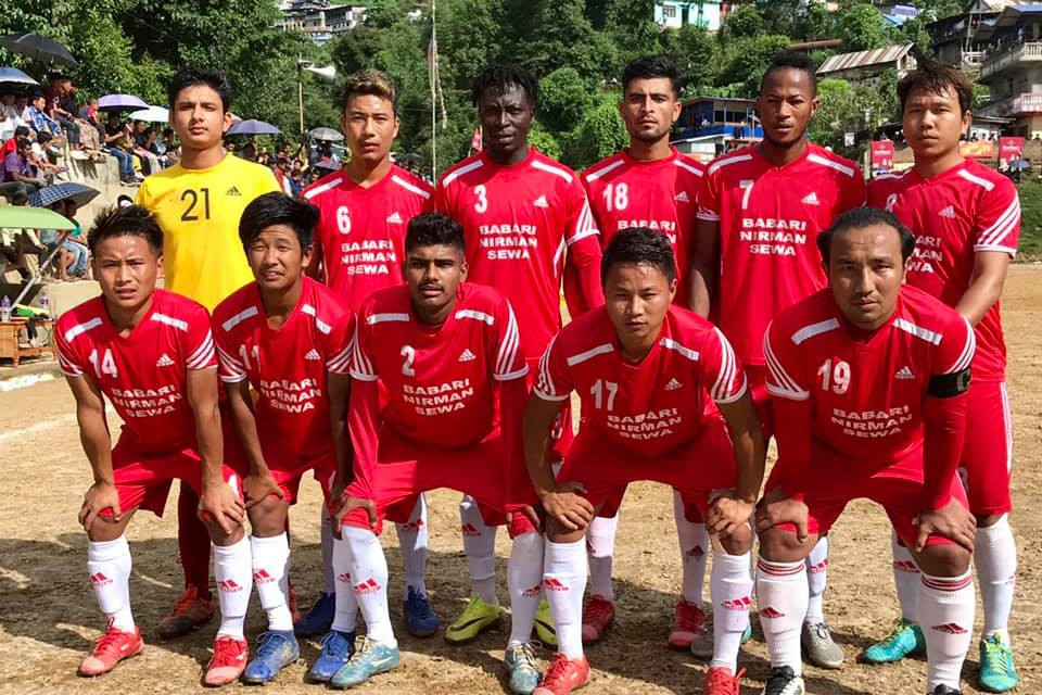 Taplejung: Red Horse FC Ilam Enters SFs Of 4th Pathivara Gold Cup