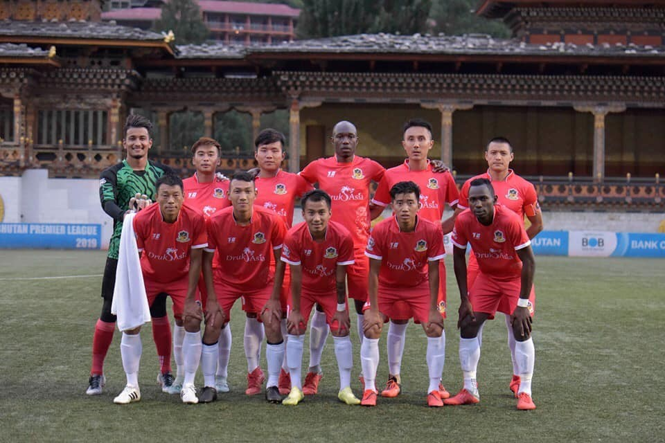 Nepal U23 Goalie Arpan Karki Enjoys Win Over High Quality In Bhutan National League