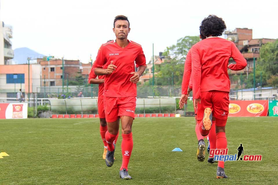 FIFA World Cup Round 2 Asian Qualifiers: Nepal Vs Kuwait - 18 Days To Go !
