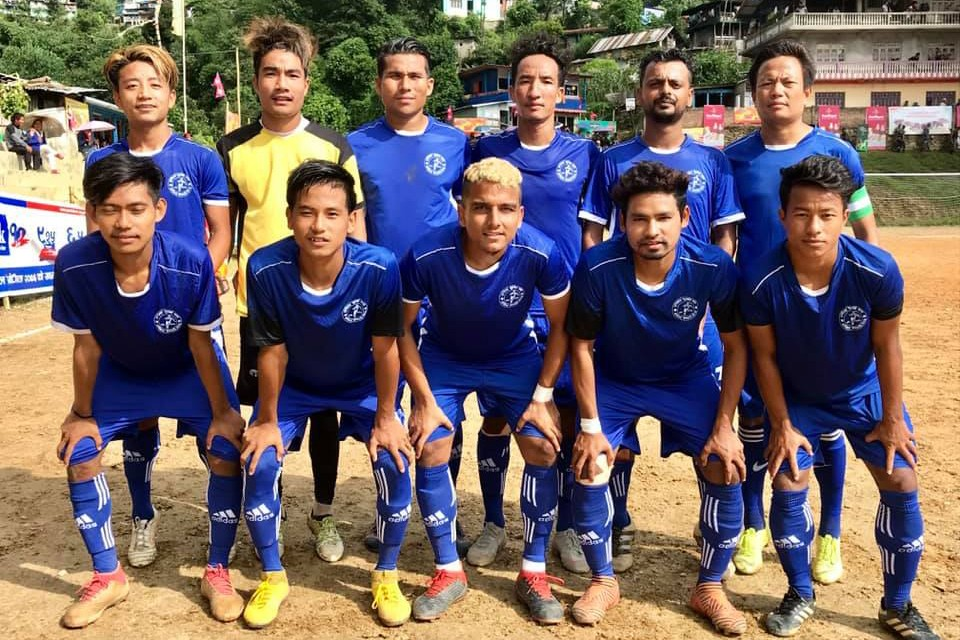 Taplejung: Dangihat FC Enters SFs Of 4th Pathivara Gold Cup