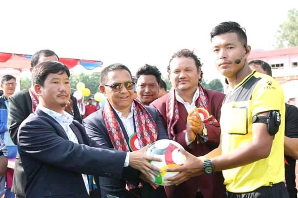 Province 5 CM League Kicks Off At Beljundi, Dang