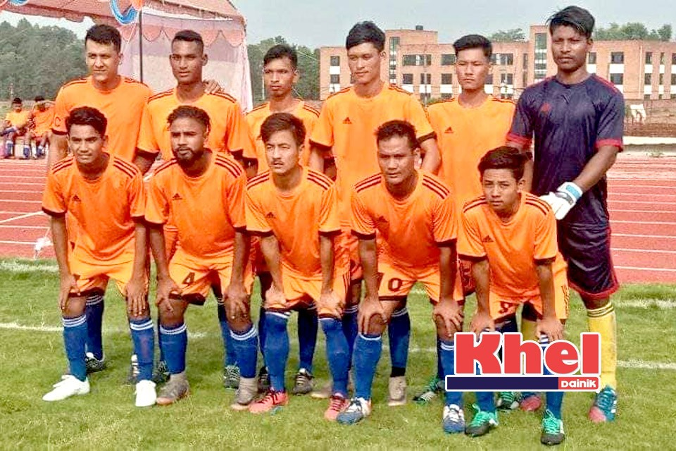Dang: Taratal Youth Club Bardiya, Dhamboji Banke Win In Province 5 CM League