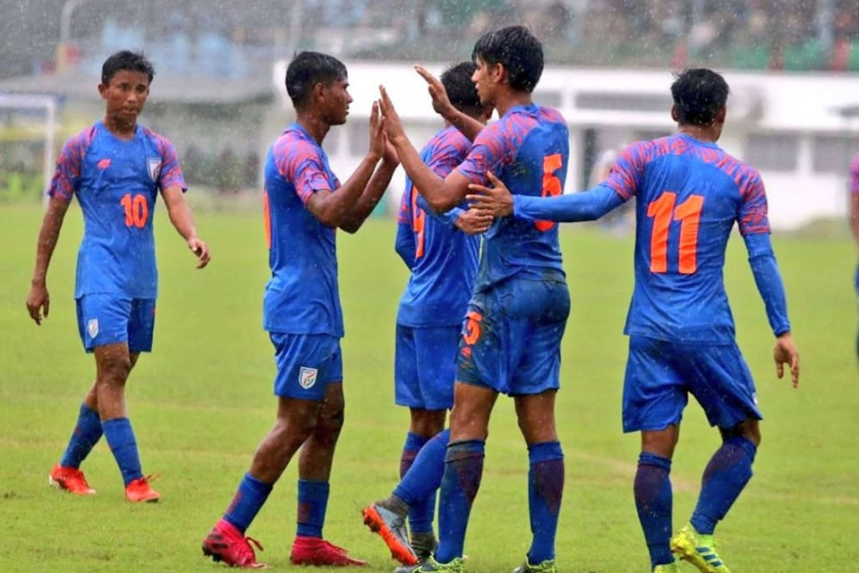 SAFF U15 Championship 2019: India & Bangladesh Register Big Wins