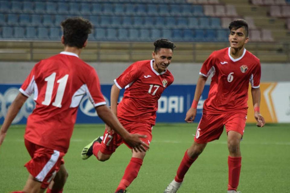 2020 AFC U16 Championship Qualifiers: Jordan Beats Sri Lanka 7-0
