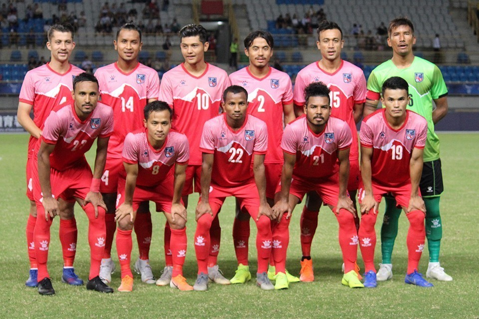 Nepal Moves Five Steps Up To 161 In FIFA World Ranking