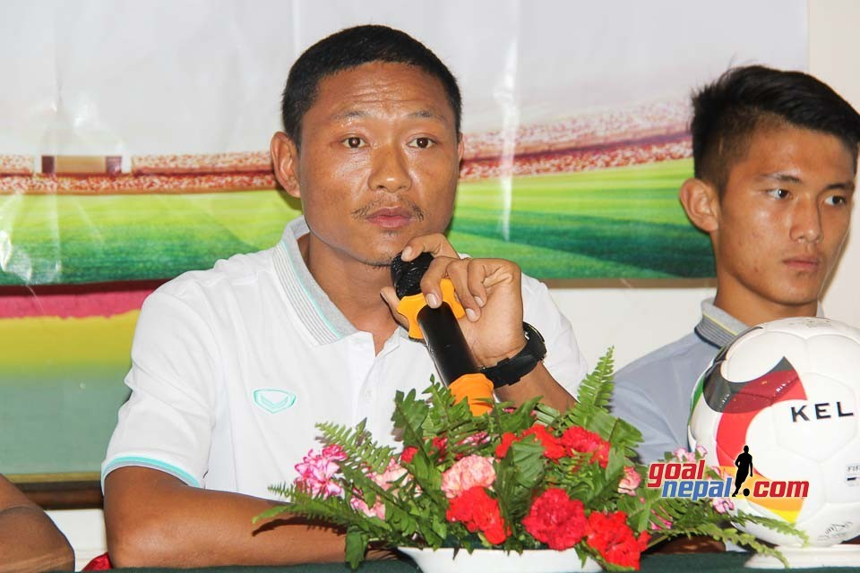 Bhutan U18 Coach Ugyen Dorji: Nepal Was Playing 4-4-2 & We Came Up With 4-3-3