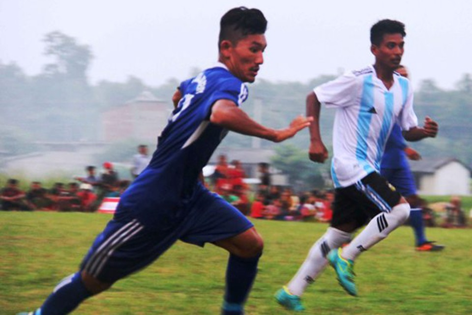 Bara XI Enters SFs Of Rambaan Tandi Gold Cup