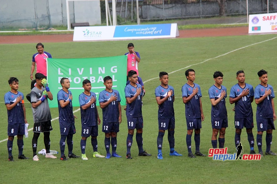 Nepal U19 Squad Shortlisted For AFC U19 Qualifiers