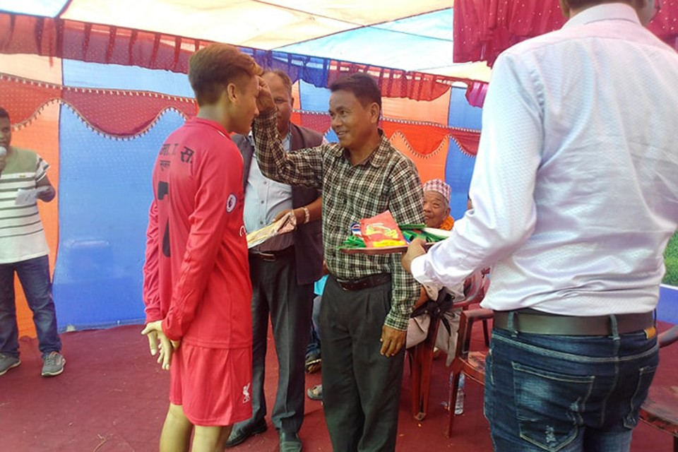 Makwanpur: Sunsari & Nuwakot Register Win In Majhi Cup
