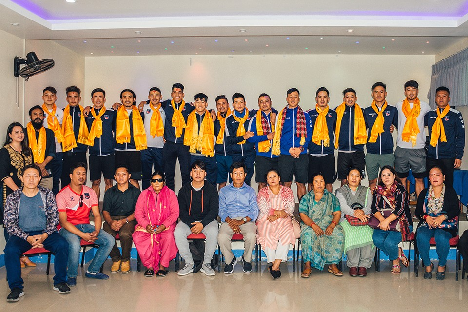 Nepal Futsal Team Meet & Greet Organized